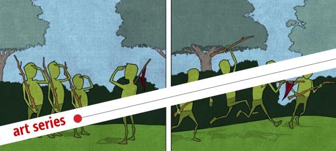 Warkids Comic