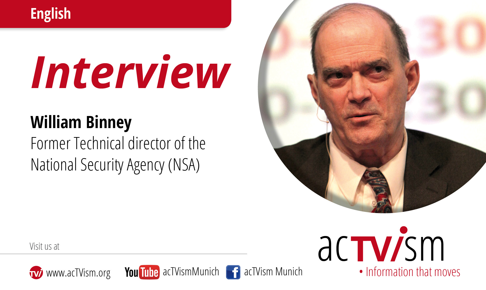 William Binney interview