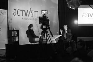 AcVTism Event 2015 with Noam Chomsky, Heiner Flassbeck, Kerem Schamberger and Franz Haslbeck
