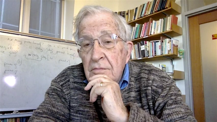 Noam Chomsky on the Marshall Plan