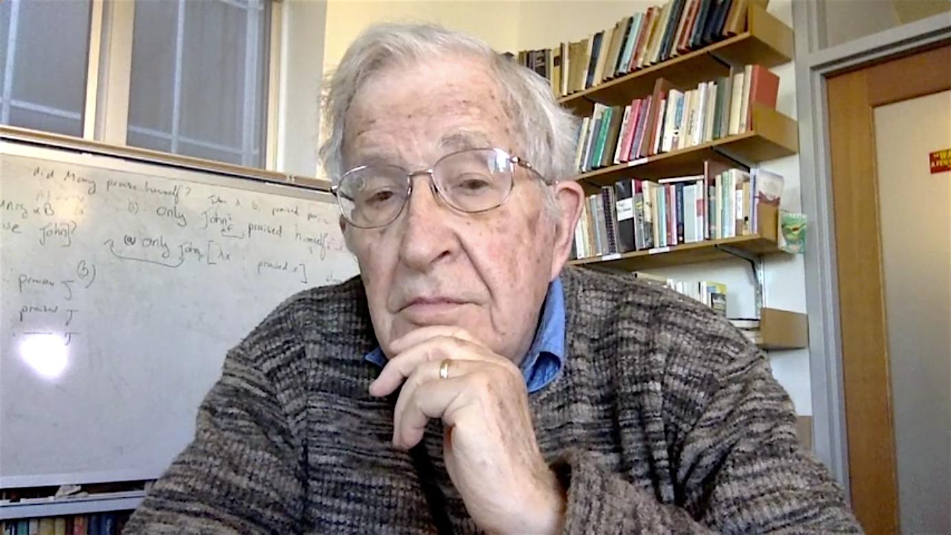 Noam Chomsky on the Marshall Plan