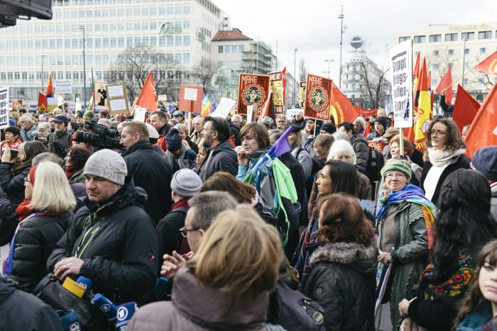 Münchner Friedensbündnis