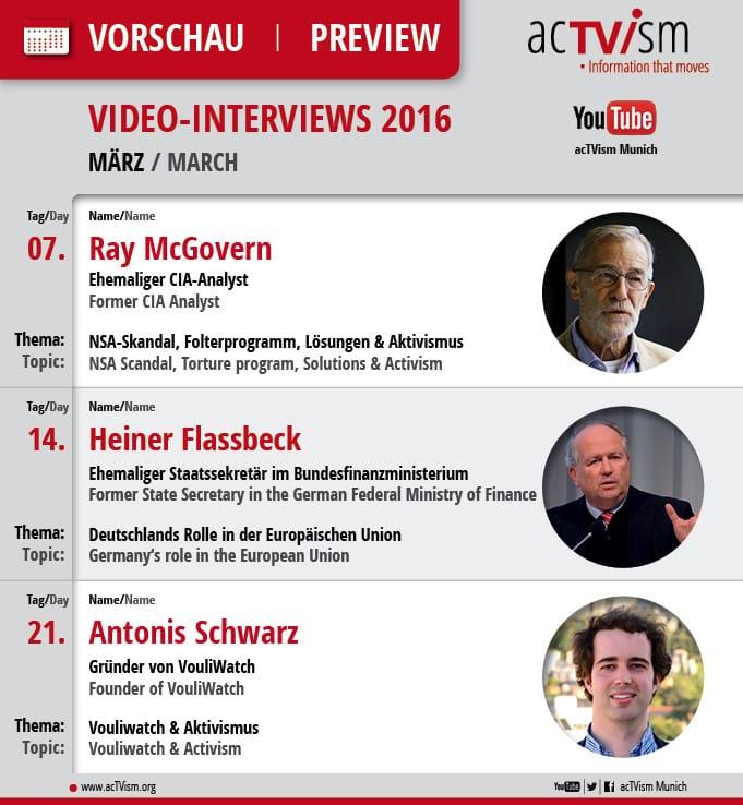 acTVism Online TV Programm