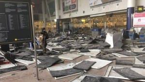 Terrorism Brussels