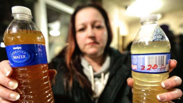 Flint wasserkrise