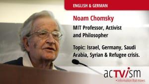 Noam Chomsky German