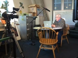 Noam Chomsky talks about US presence in Europe and the case of Edward Snowden