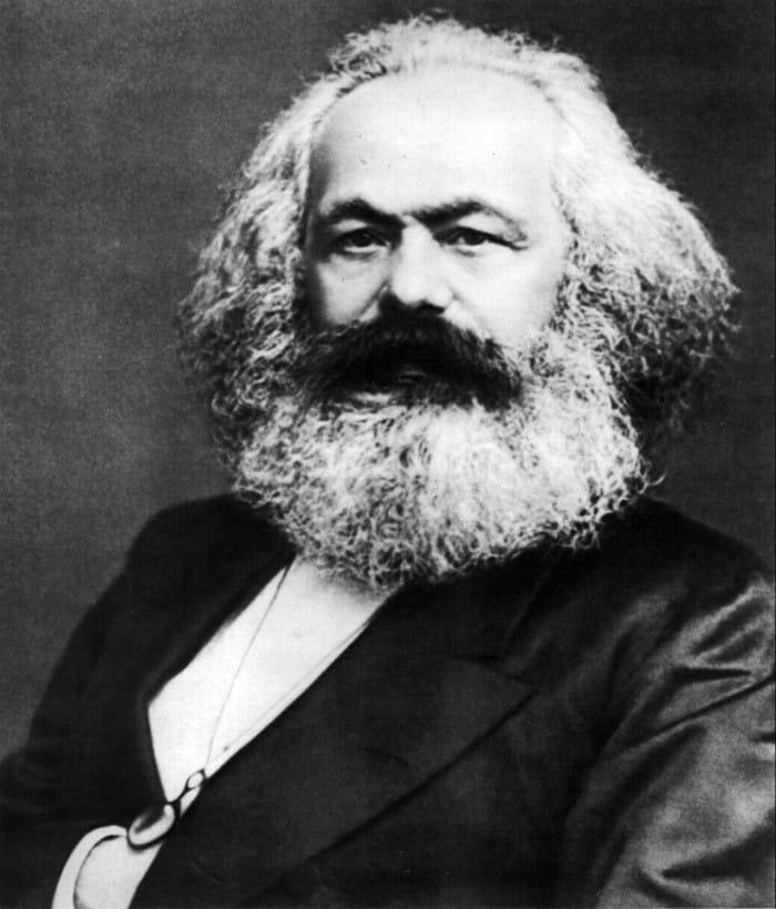 Remembering Karl Marx