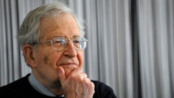 Noam Chomsky 9/11 Suleimani Schurkenstaat