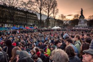 Richard Wolff Nuit Debout
