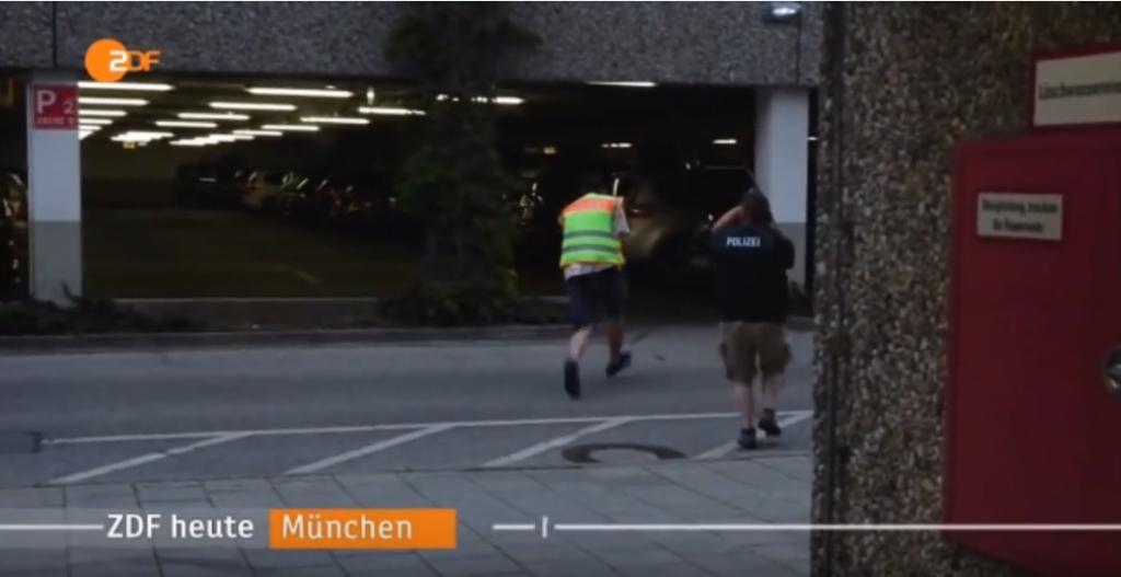 Police ZDF