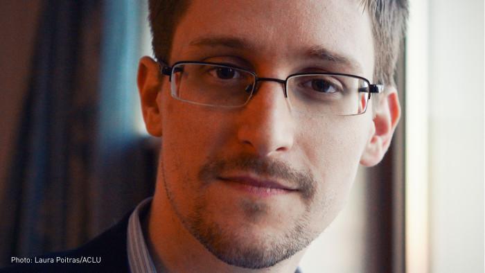 Edward Snowden Privatsphäre