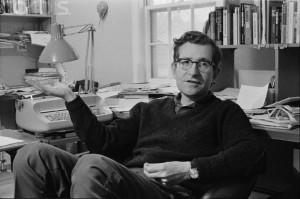 Noam Chomsky propagandamodell
