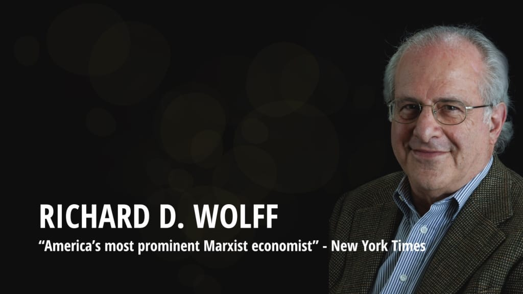 Richard Wolff with acTVism