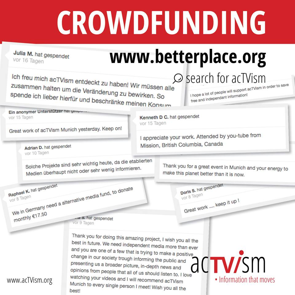 Crowdfunding Supporters
