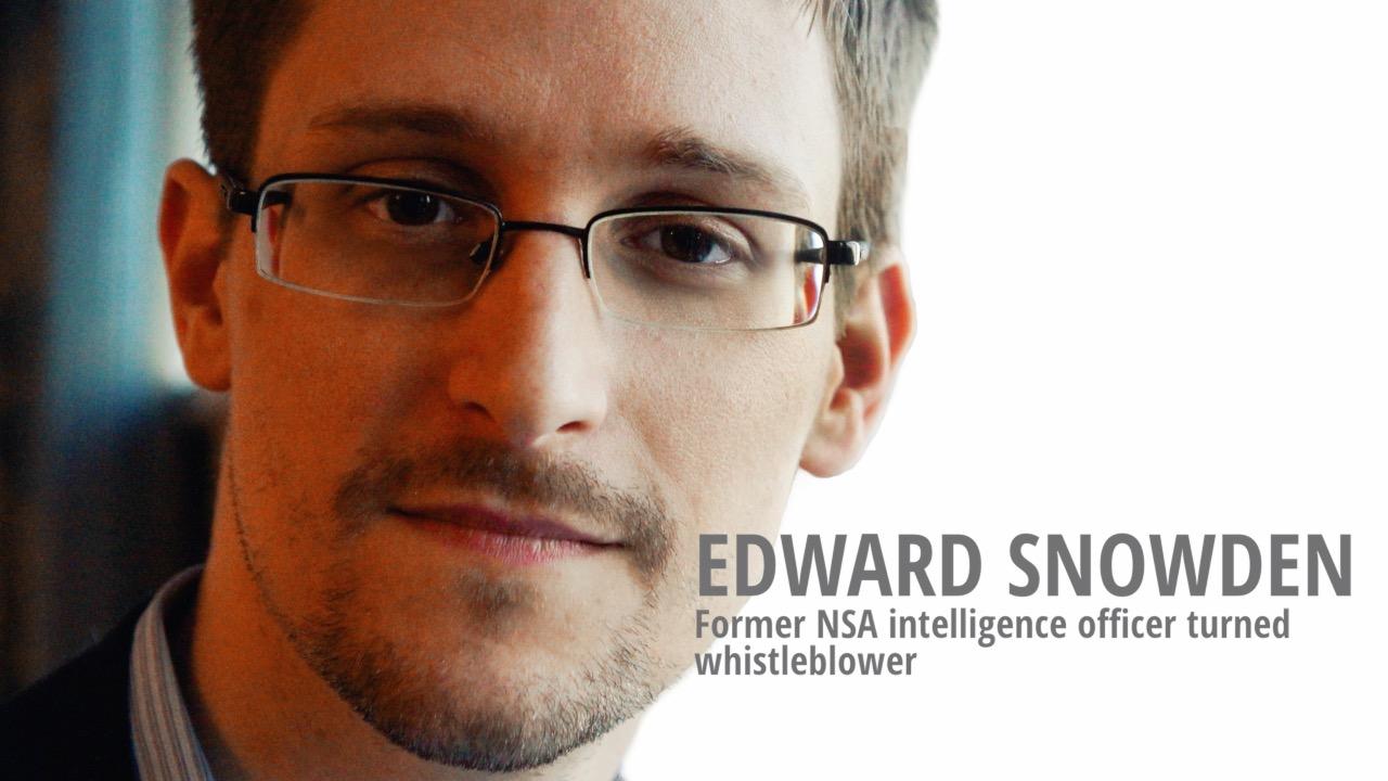 Edward Snowden Globale Themen im Kontext