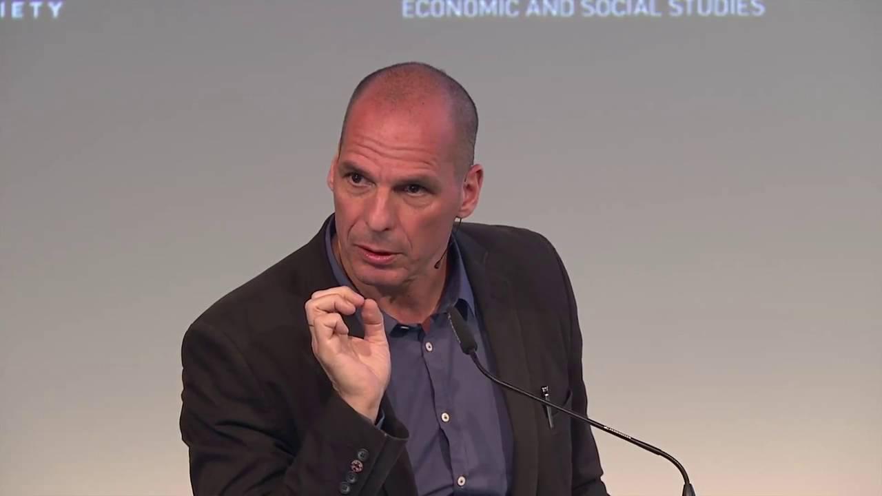 Yanis Varoufakis - Grundeinkommen