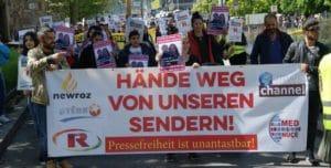 kurdischer Medien - Schamberger