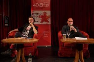 DiEM25 - Yanis Varoufakis & Srećko Horvat