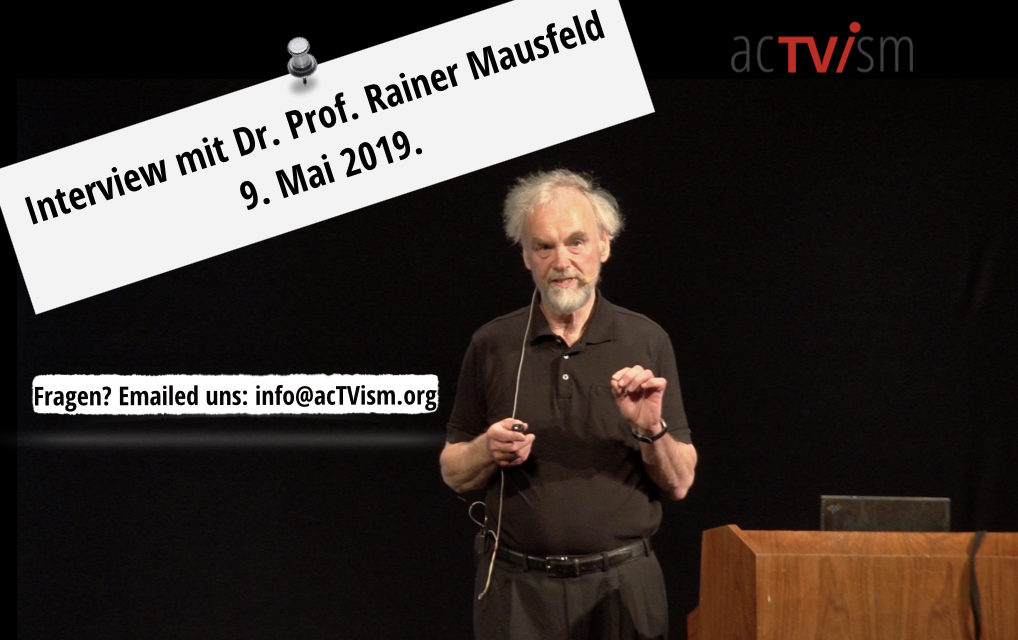 Rainer Mausfeld acTVism Munich