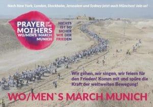 Prayer of the Mothers Munich