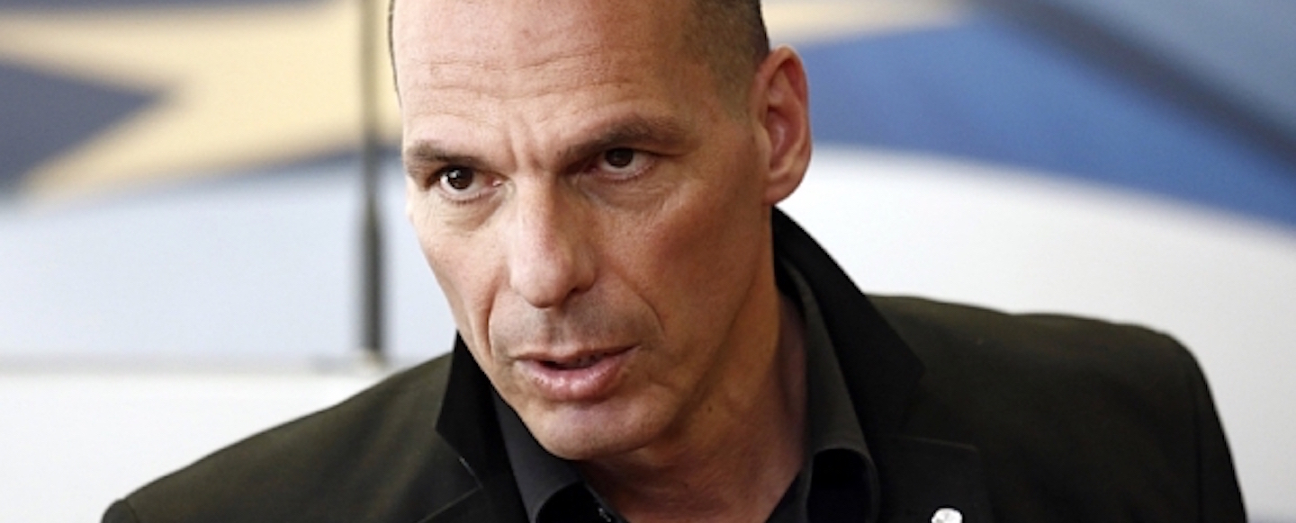 Yanis Varoufakis - The European New Deal