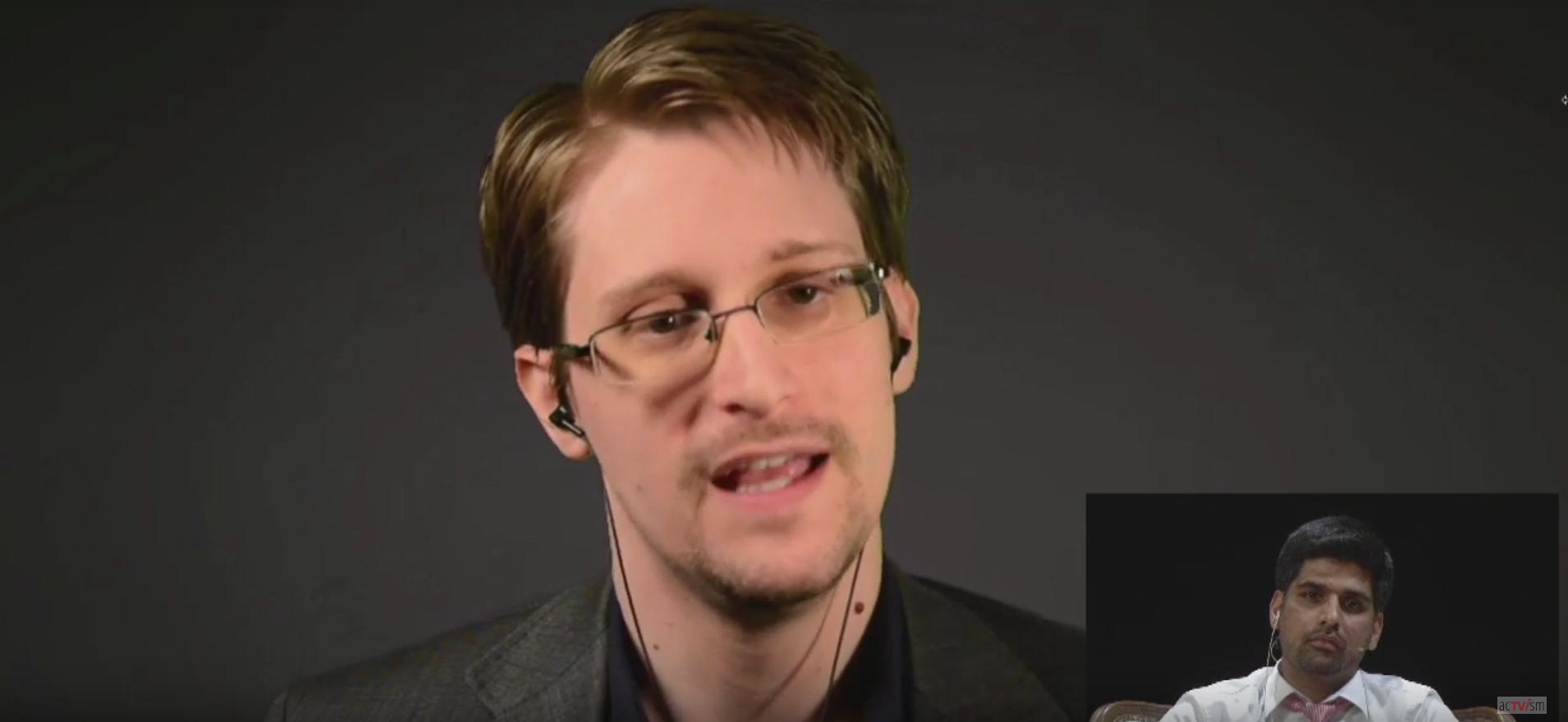 Edward Snowden acTVism Munich