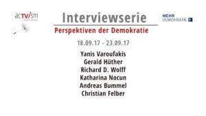 Perspektiven der Demokratie