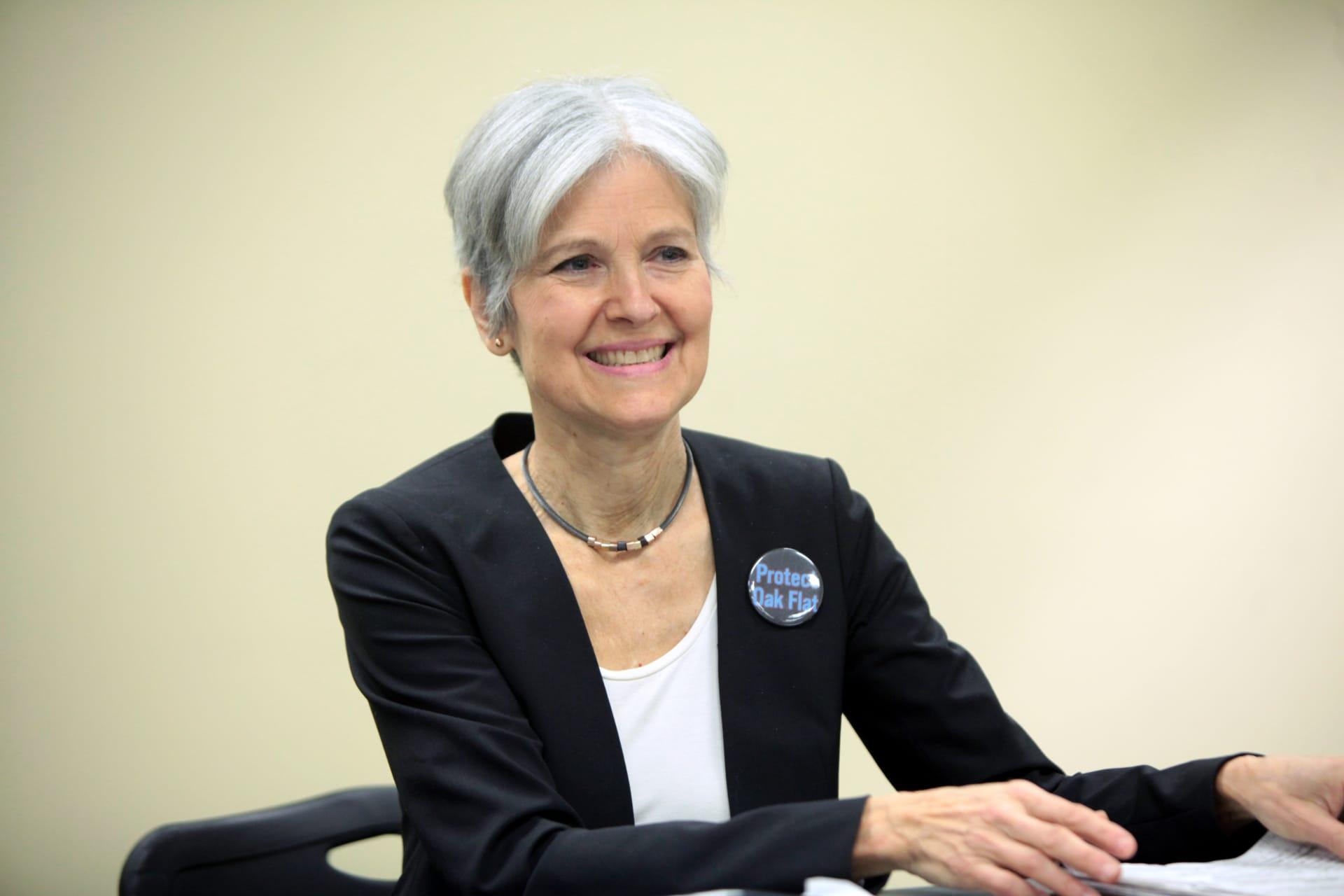 Jill Stein - Russia