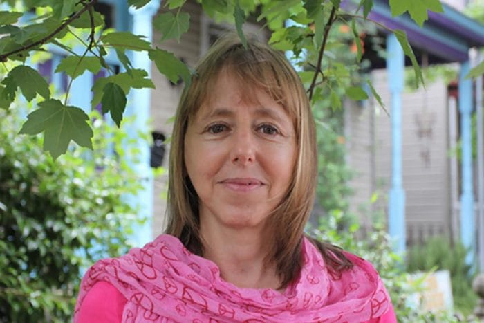 Medea Benjamin - acTVism Munich