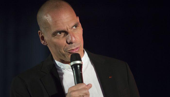 Grundeinkommen - Yanis Varoufakis