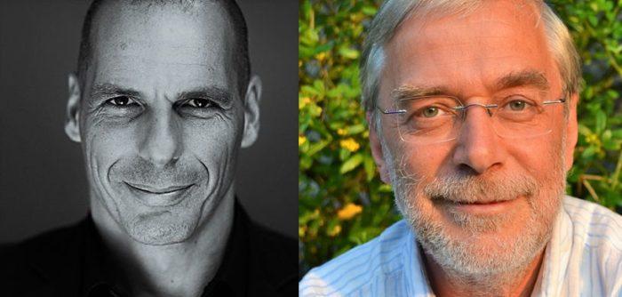 Demokratie - Gerald Hüther Yanis Varoufakis