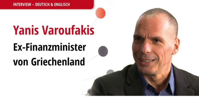 Yanis Varoufakis - SPD