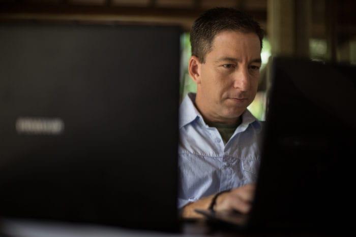 Glenn Greenwald acTVism