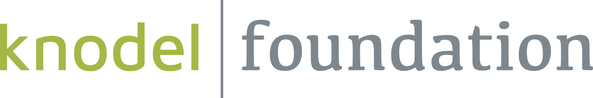 knodel foundation logo