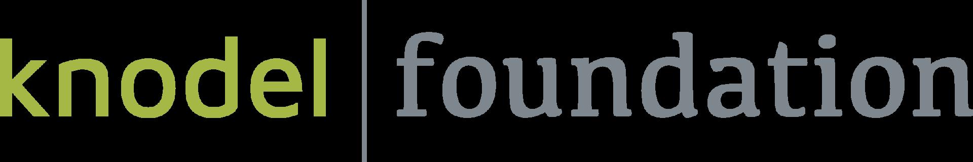 knodel foundation logo