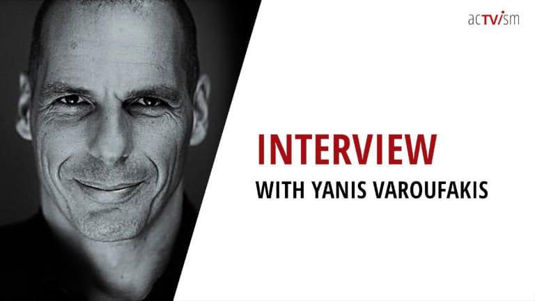 Yanis Varoufakis - Fiscal Waterboarding