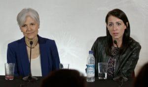 Abby Martin & Jill Stein Press Conference