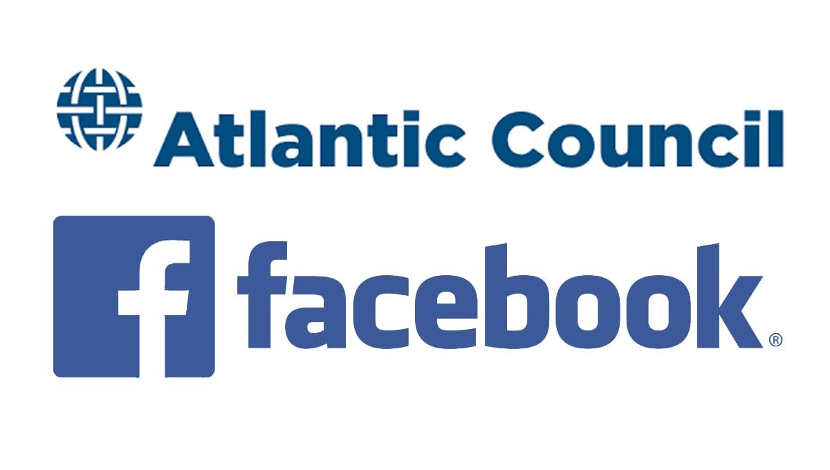 Facebook Atlantic Council