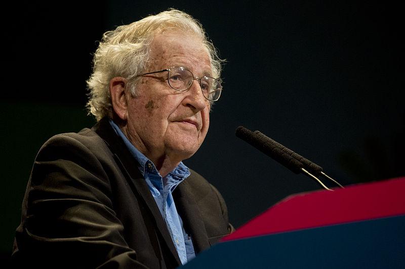 Noam Chomsky DEUTSCH
