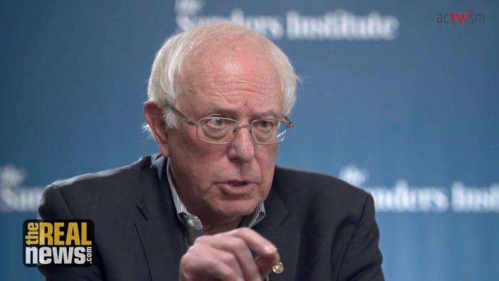 Bernie Sanders Jemen acTVism Munich