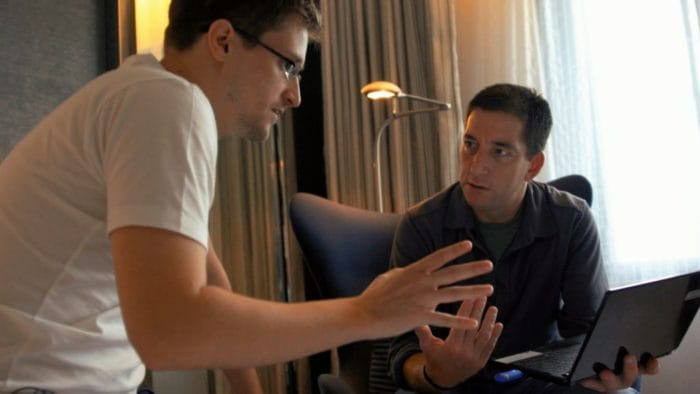 Glenn Greenwald Edward Snowden Wikileaks
