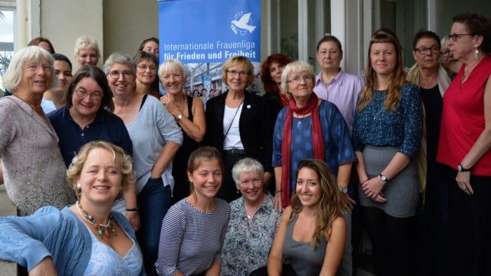IFFF Internationale Frauenliga für Frieden und Freiheit