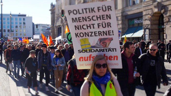 Münchner Sicherheitskonferenz AntiSiko