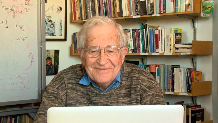 Noam Chomsky acTVism Munich