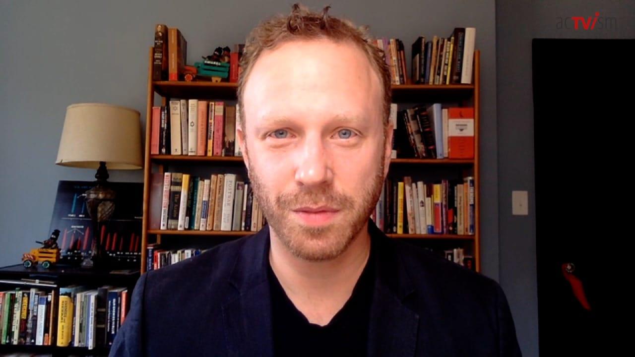 Max Blumenthal Grayzone acTVism Munich