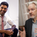 Assange & Zain Raza