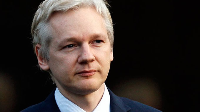 Julian Assange Wikileaks Journalismus