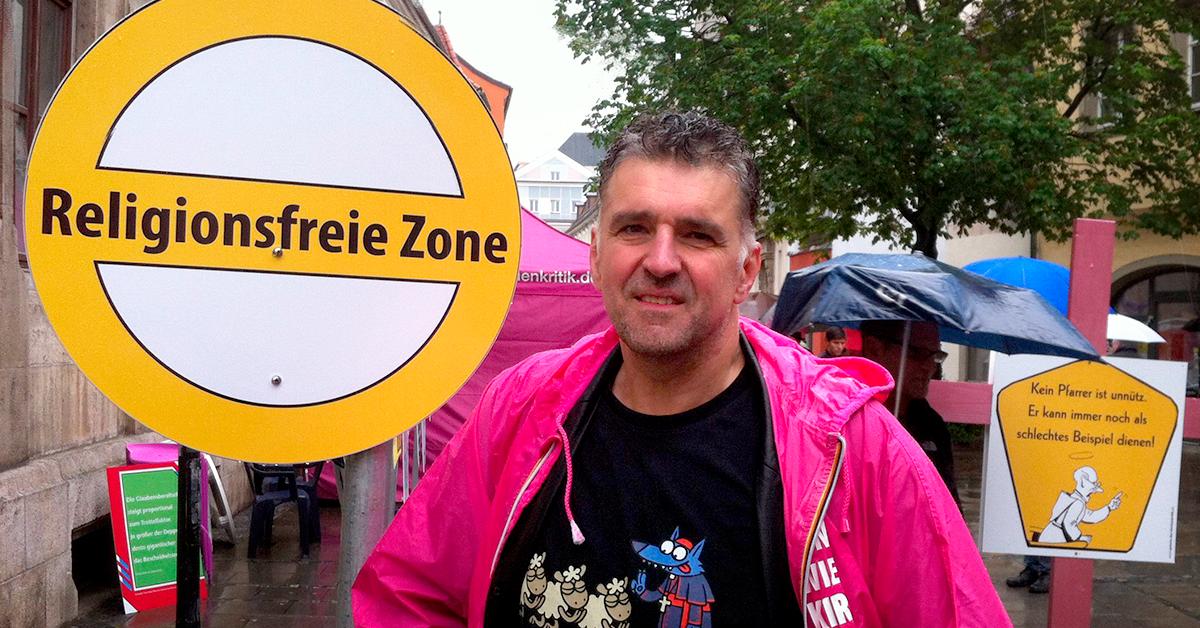 Bund für Geistesfreiheit bfg acTVism Munich