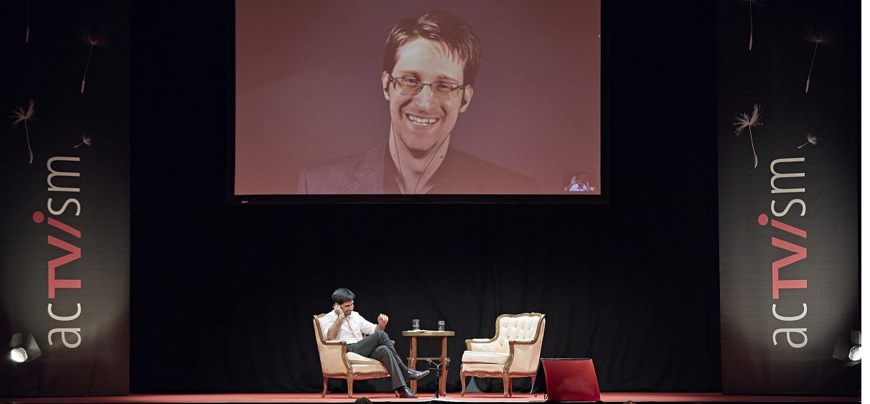 acTVism Whistleblower Snowden Chomsky Mausfeld